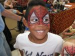 Spiderman..... uh, I mean Caleb!!!
